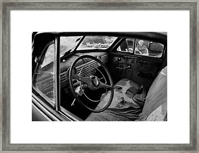 You Buying Or What Framed Print by David Lee Thompson