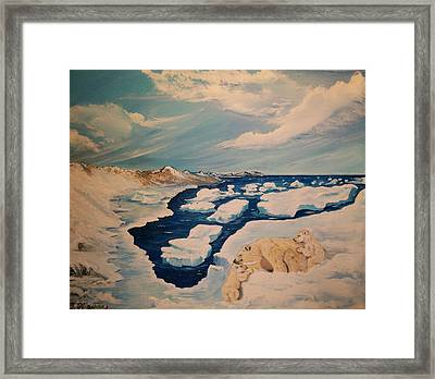 You Can Make It Framed Print by Sharon Duguay