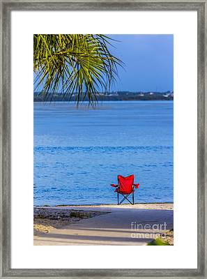 You Should Be Here Framed Print by Marvin Spates