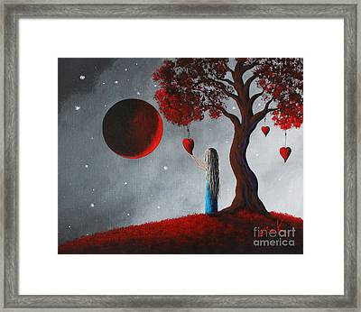 Your Love Lives On By Shawna Erback Framed Print by Shawna Erback