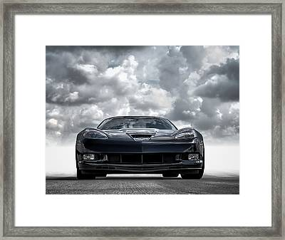 Z06 Framed Print by Douglas Pittman