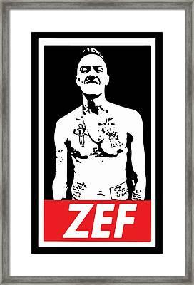 Zef 2 Framed Print by Jera Sky