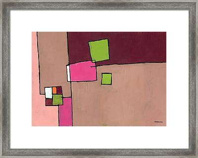 Zipless Framed Print by Douglas Simonson