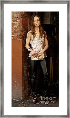 Zoe 09 Framed Print by Rick Piper Photography