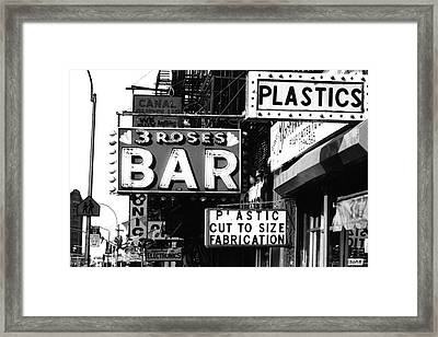 005023 Framed Print by fStop Images