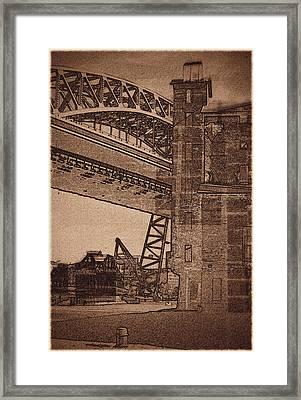 070506-74 Framed Print by Mike Davis