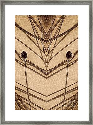 Magic Paint Framed Print by Odon Czintos