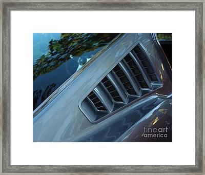 1965 Ford Mustang  Framed Print by Peter Piatt