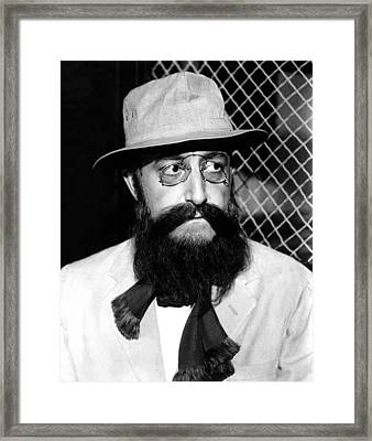 A Shot In The Dark, Peter Sellers, 1964 Framed Print by Everett