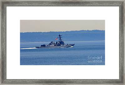 American Pride Framed Print by Tap  On Photo