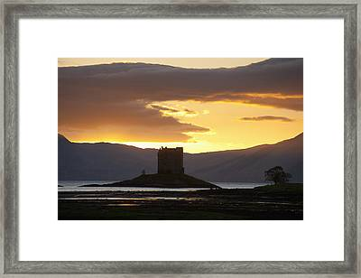 Appin, Argyll & Bute, Scotland Framed Print by Axiom Photographic