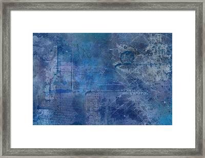Atlantis Framed Print by Christopher Gaston