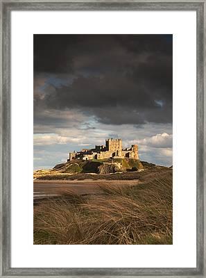 Bamburgh, Northumberland, England Framed Print by John Short