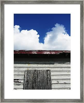 Barn-34 Framed Print by Todd Sherlock