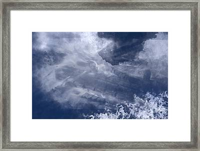 Birth Of A Dream Framed Print by Christopher Gaston
