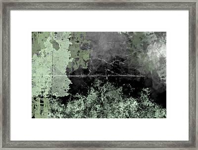 Camo Framed Print by Christopher Gaston
