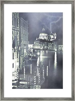 Canal Grande Framed Print by Joana Kruse
