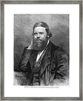 Charles Francis Hall Framed Print by Granger