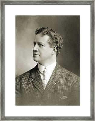 Charles H. Ebbets (1859-1925) Framed Print by Granger