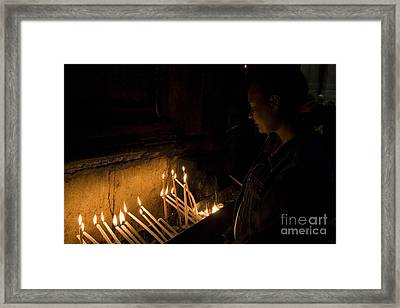 Church Of The Holy Sepulchre Framed Print by Danny Yanai