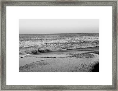 Come Play Framed Print by David Lee