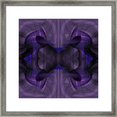Conjoint Framed Print by Christopher Gaston