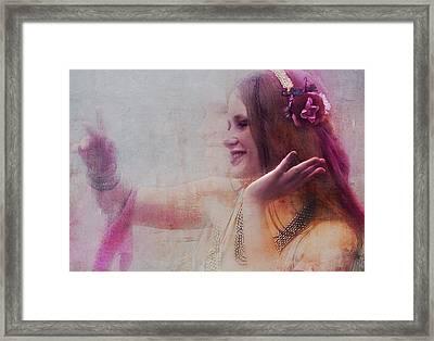 Dancer Framed Print by Jeff Burgess