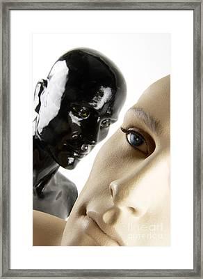 Dummies Framed Print by Bernard Jaubert