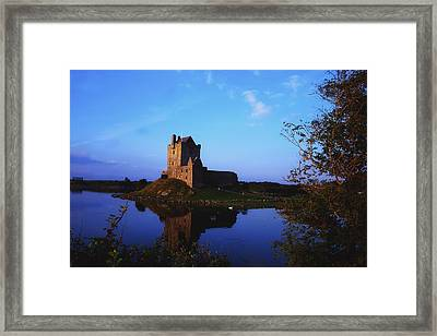 Dunguaire Castle, Co Galway, Ireland Framed Print by The Irish Image Collection