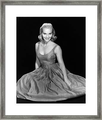 Eva Marie Saint, Ca. 1957 Framed Print by Everett