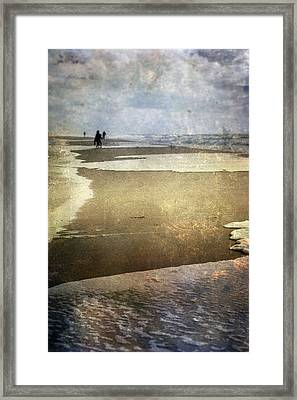 Flood Framed Print by Joana Kruse