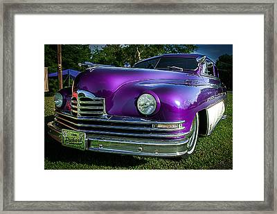 Forty-eight Framed Print by Gene Hilton
