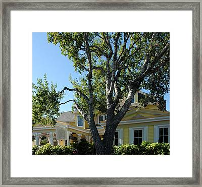 Gables 211 Framed Print by Joyce StJames