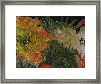 Glory Of Nature Framed Print by Anne-Elizabeth Whiteway