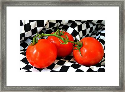 Home Grown........ Framed Print by Tanya Tanski