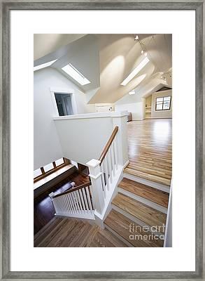 Home Interior Framed Print by Andersen Ross
