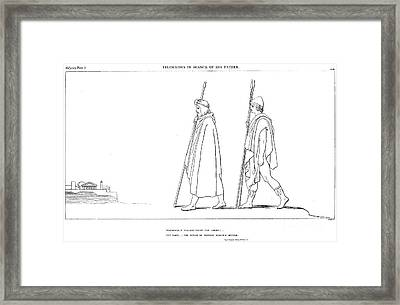 Homer: The Odyssey Framed Print by Granger