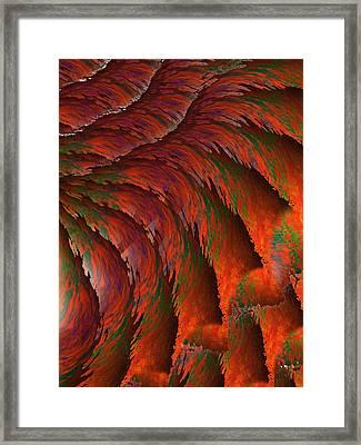 Imagination Framed Print by Christopher Gaston