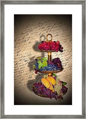 Invitation Framed Print by Svetlana Sewell