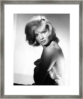 Jessica, Angie Dickinson, 1962 Framed Print by Everett
