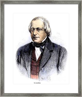 John Slidell (1793-1871) Framed Print by Granger