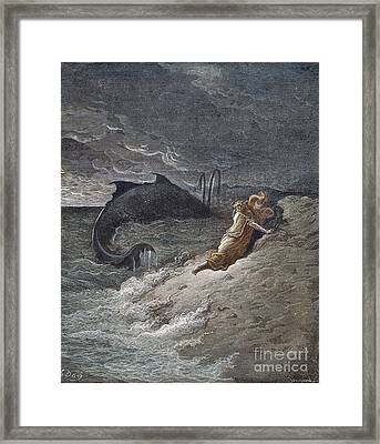 Jonah Framed Print by Granger