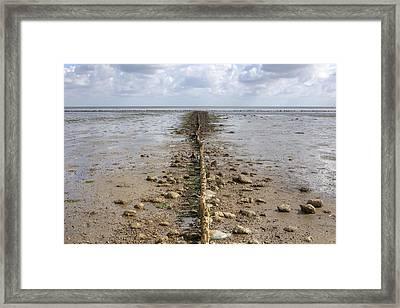 Keitum - Sylt Framed Print by Joana Kruse
