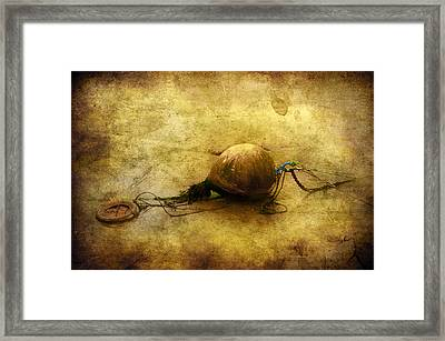 Left Behind Framed Print by Svetlana Sewell