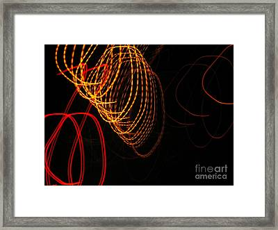 Light Colors Framed Print by Odon Czintos