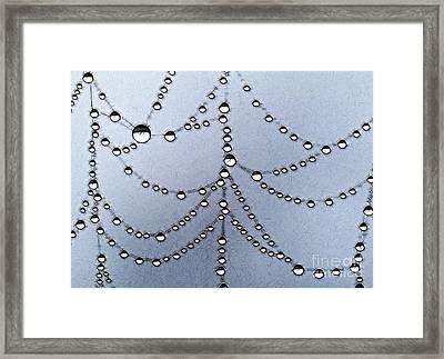 Lighting Framed Print by Odon Czintos