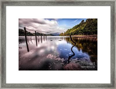 Loch Ard Framed Print by John Farnan