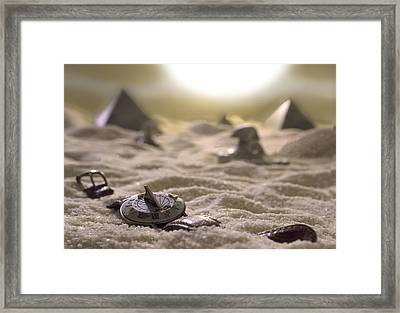 Lost Time Framed Print by Mike McGlothlen