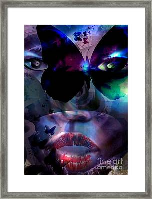 New Year's Resolution Framed Print by Fania Simon