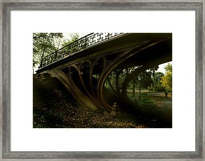 New York City, Central Parks Gothic Framed Print by Everett